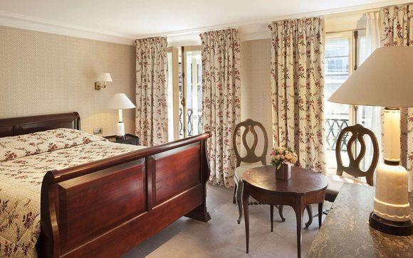 L'Hotel Du Danube Saint Germain