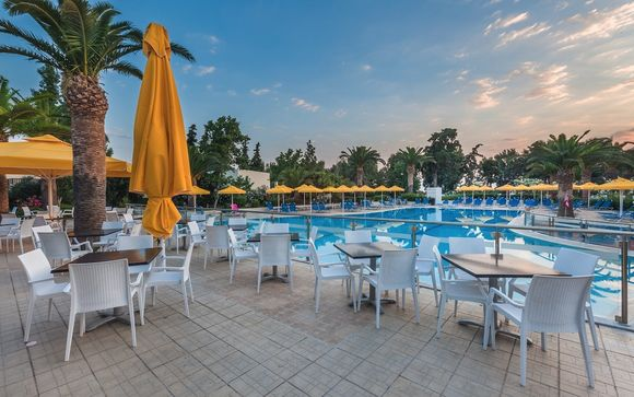Kipriotis Hippocrates 4* - Adults Only