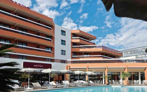 L'Hotel Mercure Hyères Centre 4*