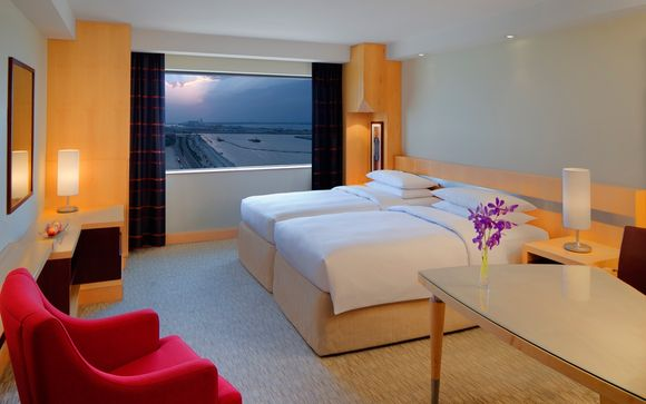 Dubai - Hyatt Regency Dubai 5*