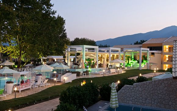 Litohoro Olympus Resort Villas & Spa 4*