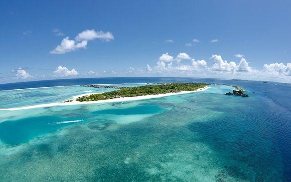 Atollo Malè Nord - Paradise Island Resort & Spa 5*