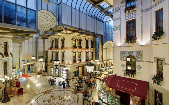 Il Crowne Plaza Istanbul - Old City 5*