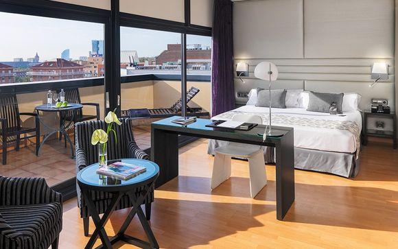 L'Hotel H10 Marina Barcelona 4*
