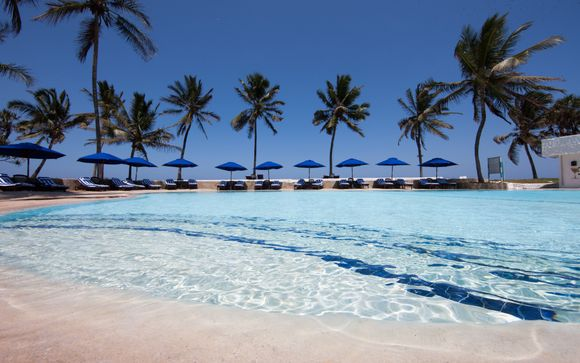Jacaranda Indian Ocean Beach 4*