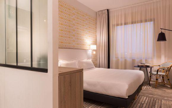 Hotel The Originals Paris Maison Montmartre 4*