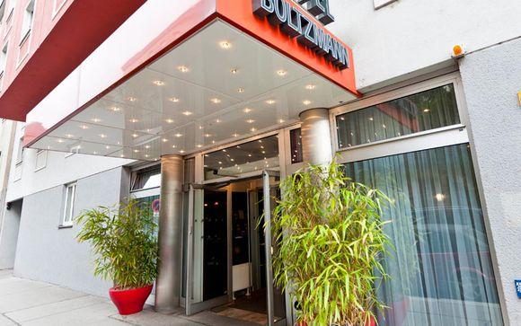 L'Hotel Boltzmann 4*
