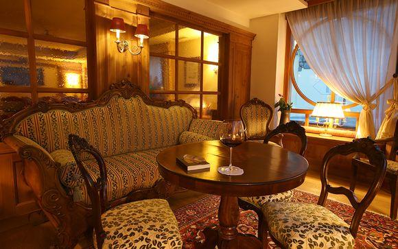 Alpen Suite Hotel 5*