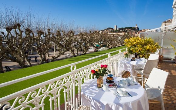 L'Hotel Splendid Cannes 4*