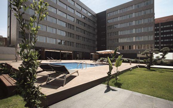 Hotel & Spa Villa Olimpica Suites 4*