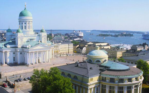 Alla scoperta di Helsinki e Saariselka