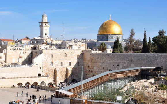 Alla scoperta di Israele