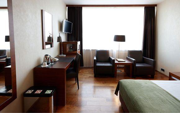Grand Hotel Reykjavik 4 *