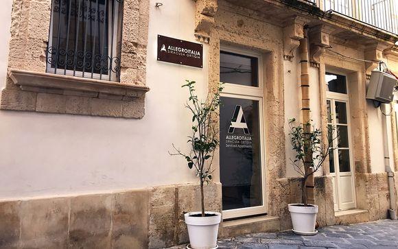 L'Allegroitalia Siracusa Ortigia 4*