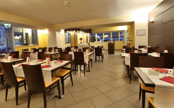Best Western City Hotel Bologna 4*