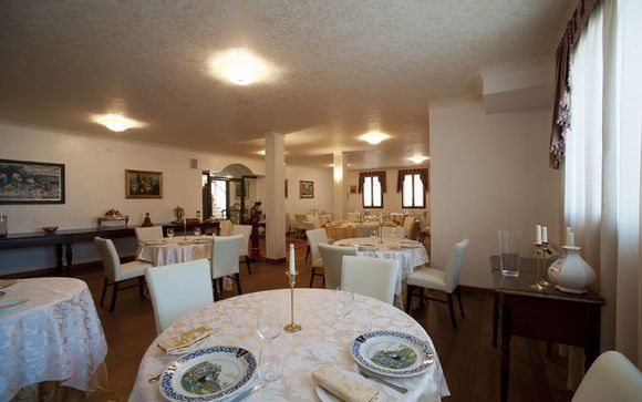 Villa dei Tigli 920 Liberty Resort 4*