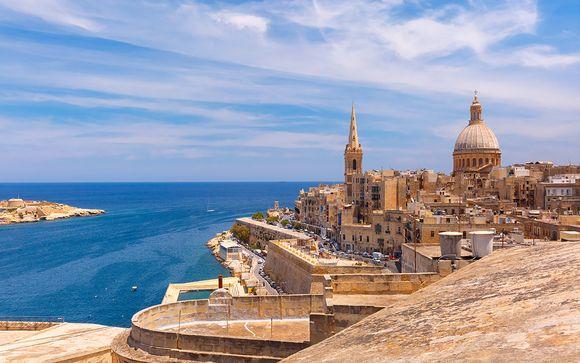 Alla scoperta di Malta