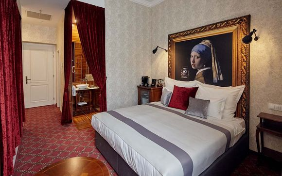 Il Mystery Hotel Budapest 5*