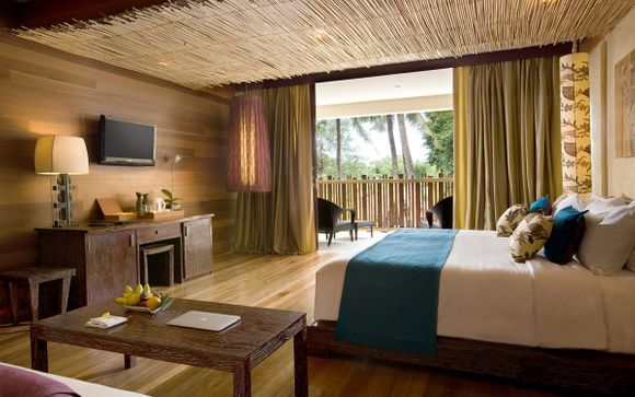 Jimbaran -  Kupu Kupu Jimbaran Hotel 5*