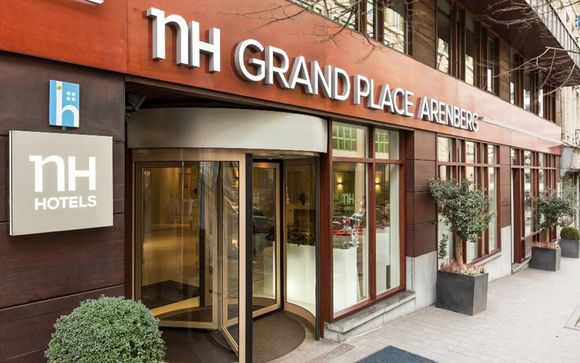 L'Hotel NH Brussels Grand Place Arenberg 4*