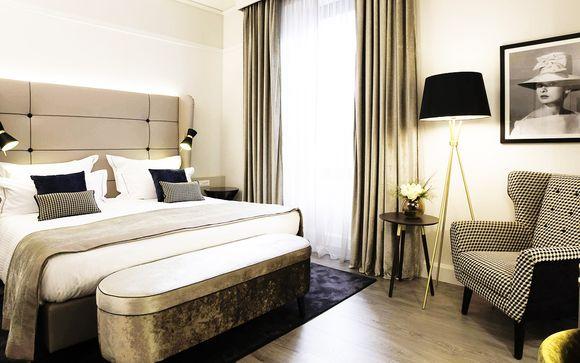 L'Hotel Cerretani Firenze - MGallery 4*