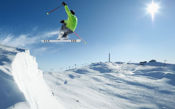 Il comprensorio sciistico Ski Juwel Alpbachtal Wildschönau