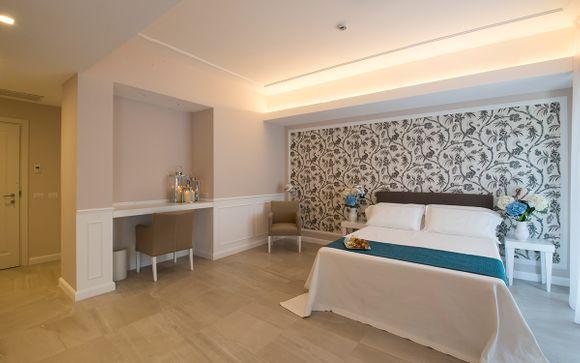 Il Bianco Riccio Suite Hotel 4*S