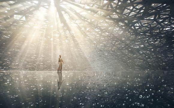 Esperienze incluse ad Abu Dhabi