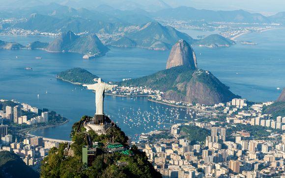 Esperienze incluse a Rio De Janeiro