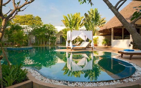 Siem Reap - Navutu Dreams 5*