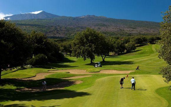 Il Picciolo Etna Golf Resort & Spa 4*