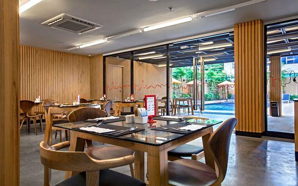 Bangkok - Galleria 12 Bangkok Hotel by Compass Hospitality 4*