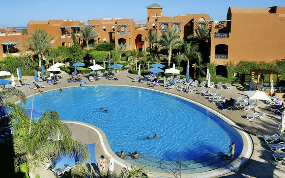 TUI Magic Life Sharm 5*