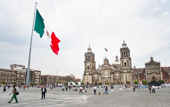 Alla scoperta di Città del Messico e Riviera Maya