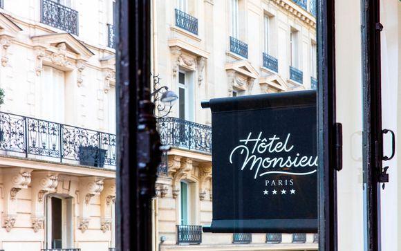 L'Hotel Monsieur Paris 4*