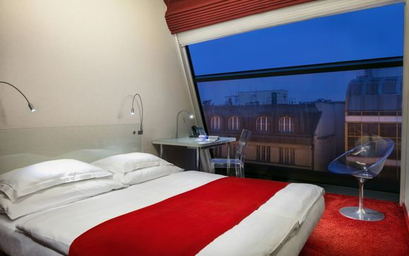 Il Design Metropol Hotel Prague 4*