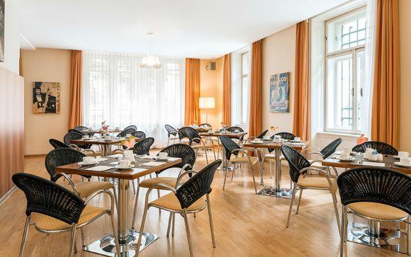 Hotel NH Wien Belvedere 4*