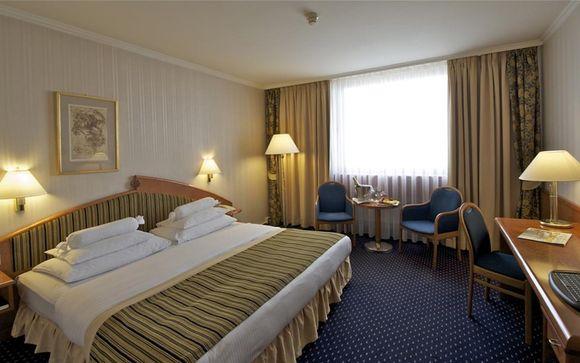 Hotel Panorama Prague 4*