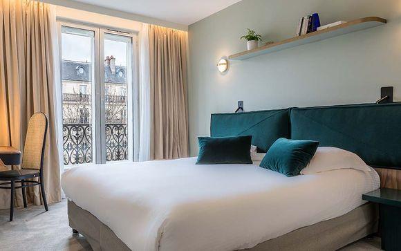 Hotel Champs-Elysées Friedland 4*