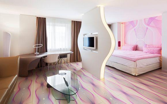 Hotel Nhow Berlin 4*
