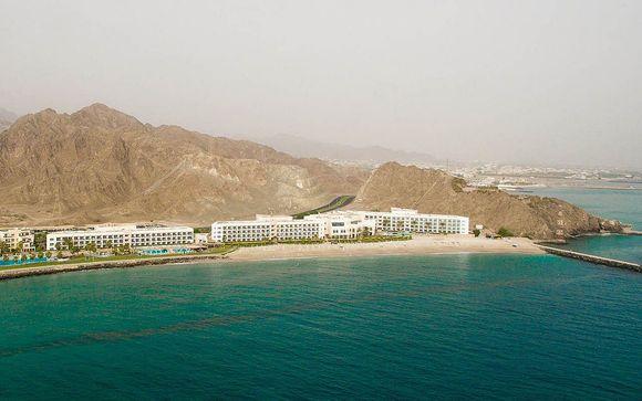 Il Radisson Blu Resort Fujairah 5*