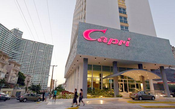 L'Avana - NH Capri La Habana 4*