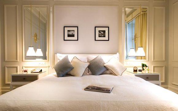 Fairmont le Montreux Palace 5*