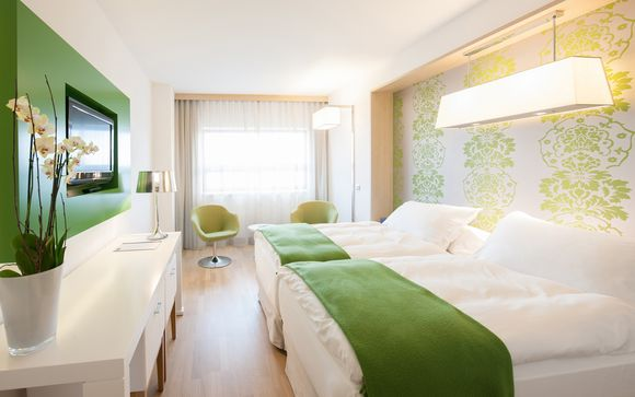 L'Occidental Praha FIVE 4*