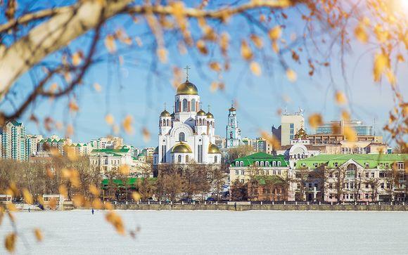 Itinerario con 10 notti da Mosca a Irkutsk