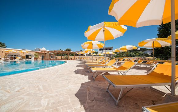 L'Hotel Parco delle Agavi 4*