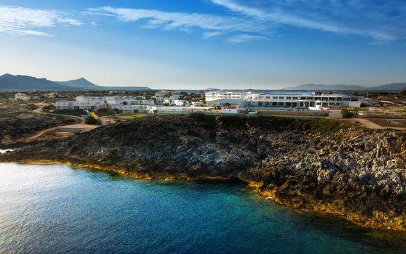 Il Mr & Mrs White Crete Lounge Resort & Spa 5*