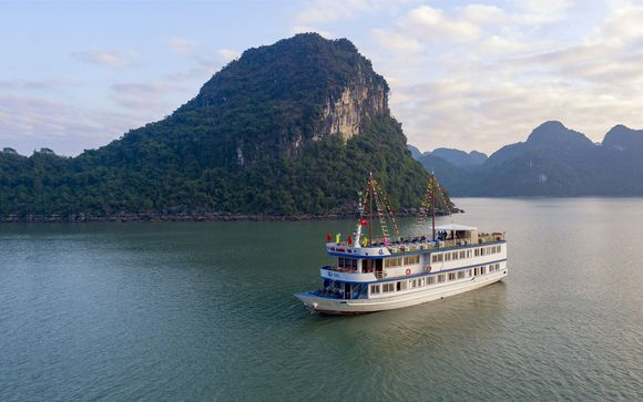 Offerta 1 - Itinerario di 8 notti - Tour del Vietnam