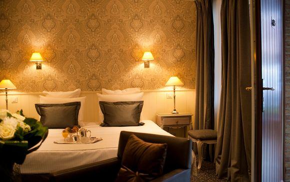 L'Hotel Prinsenhof 4*