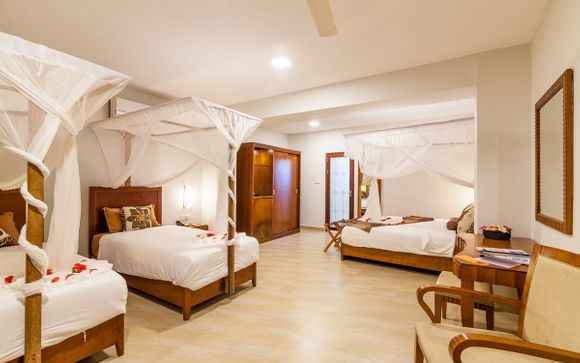 Eden Village Kendwa Beach Resort 4*